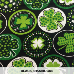 Black Shamrocks