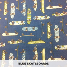 Blue Skateboards