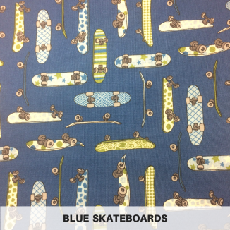 Blue Skateboards