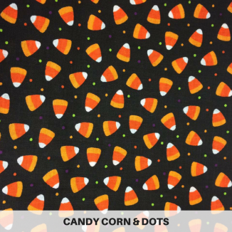 Candy Corn & Dots