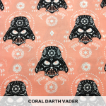 Coral Darth Vader