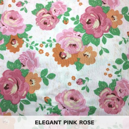 Elegant Pink Rose