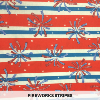 Fireworks Stripes