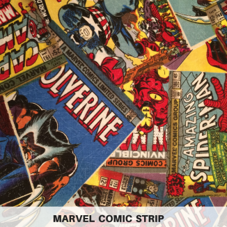 Marvel Comic Strip