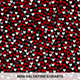 Mini Valentine's Hearts