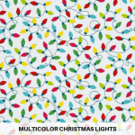 Multicolor Christmas Lights