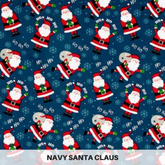 Navy Santa Claus