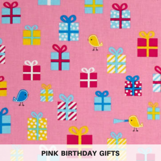 Pink Birthday Gifts