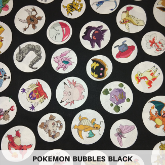 Pokemon Bubbles Black