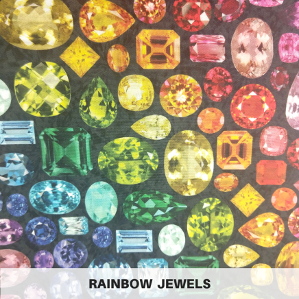 Rainbow Jewels