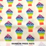 Rainbow Pride Fists