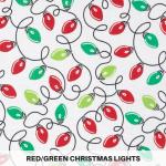 Red Green Christmas Lights