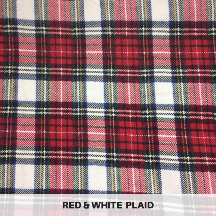 Red & White Plaid