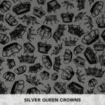 Silver Queen Crowns
