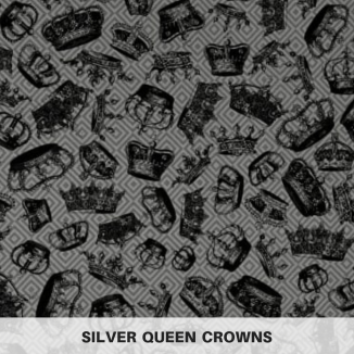 Silver Queen Crowns