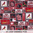 St. Louis Cardinals Tiled