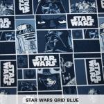 Star Wars Grid Blue