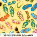 Summer Sandals & Sunglasses