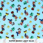 Super Mario Light Blue
