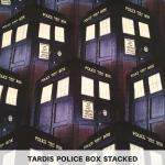 TARDIS Police Box Stacked