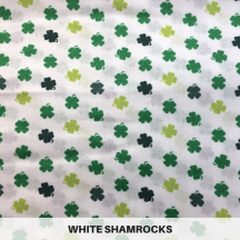 White Shamrocks