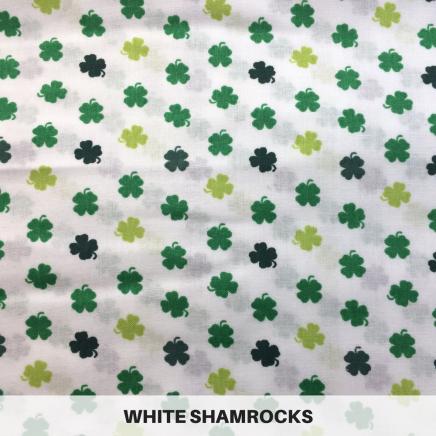 White Shamrocks