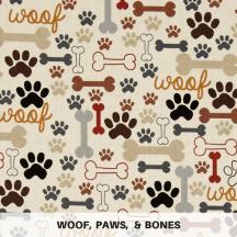 Woof Paws & Bones