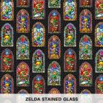 Zelda Stained Glass