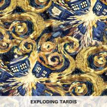 Exploding TARDIS