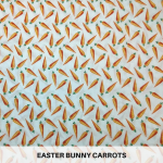 Easter Bunny Carrots