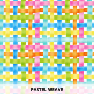 Pastel Weave