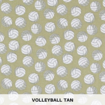 Volleyball Tan