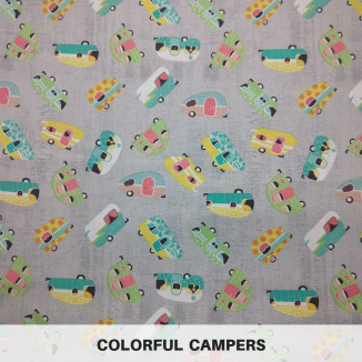 Colorful Campers