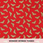 Wonder Woman Tossed