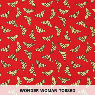 Wonder Woman Tossed