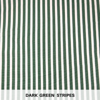 Dark Green Stripes