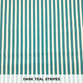 Dark Teal Stripes