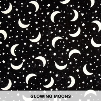 Glowing Moons