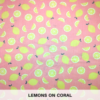 Lemons on Coral