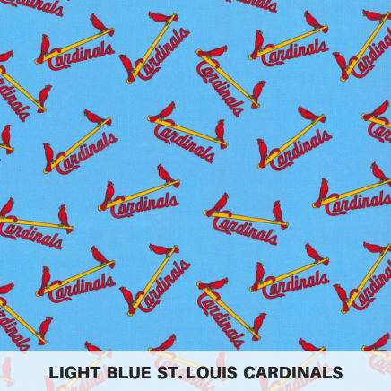 Light Blue St. Louis Cardinals