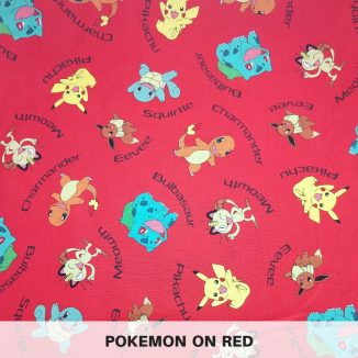 Pokemon on Red