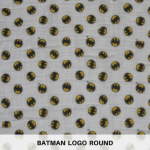 Batman Logo Round