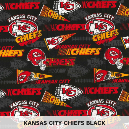 Kansas City Chiefs Black