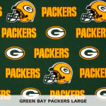 Green Bay Packers Large