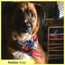 Robbie (Etsy)
